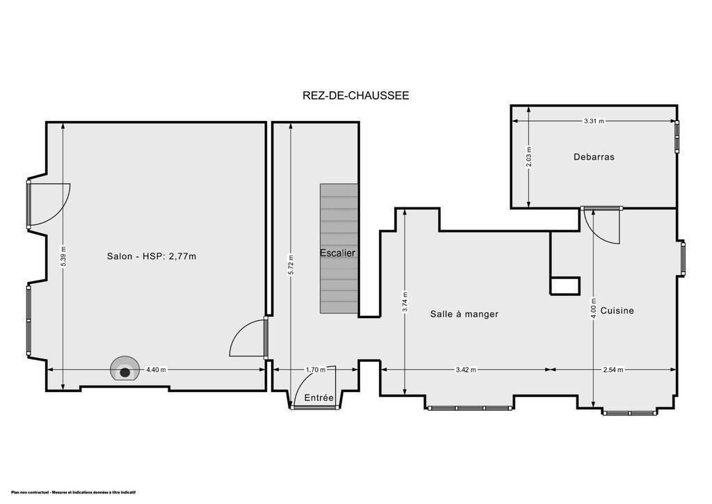 Maison Saint-Christophe-Sur-Le-Nais (37370) 198.000€