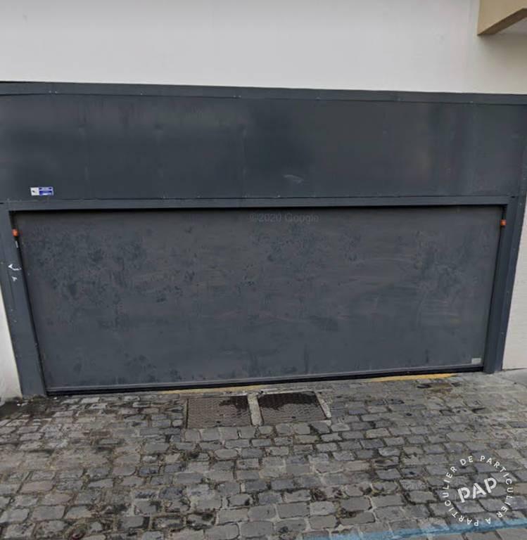 Vente Garage, parking Aubervilliers (93300)  16.000€