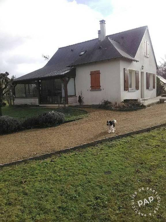 Vente maison 5 pièces Savigné-sur-Lathan (37340)