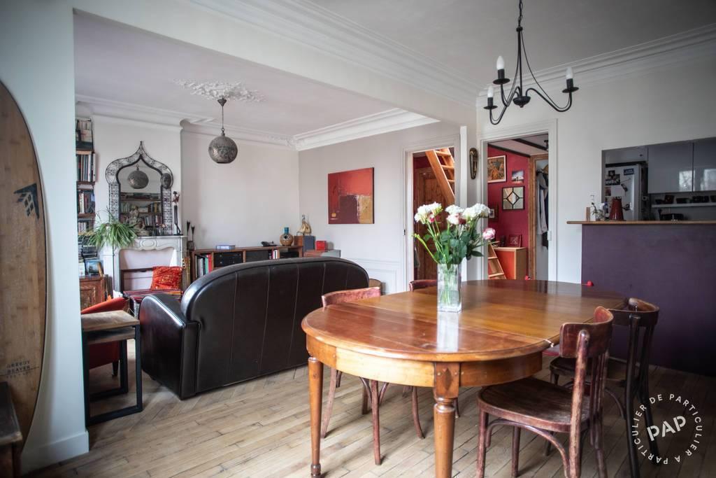 Vente Appartement Paris 18E (75018) 70m² 670.000€