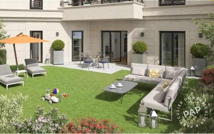Vente Appartement Levallois-Perret (92300) 87m² 1.190.000€
