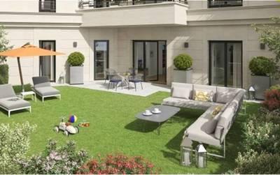 Vente appartement 4pièces 87m² Levallois-Perret (92300) - 1.190.000€