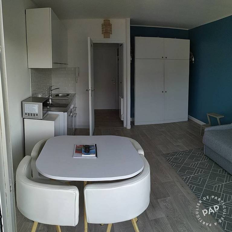 Vente appartement studio Cucq (62780)