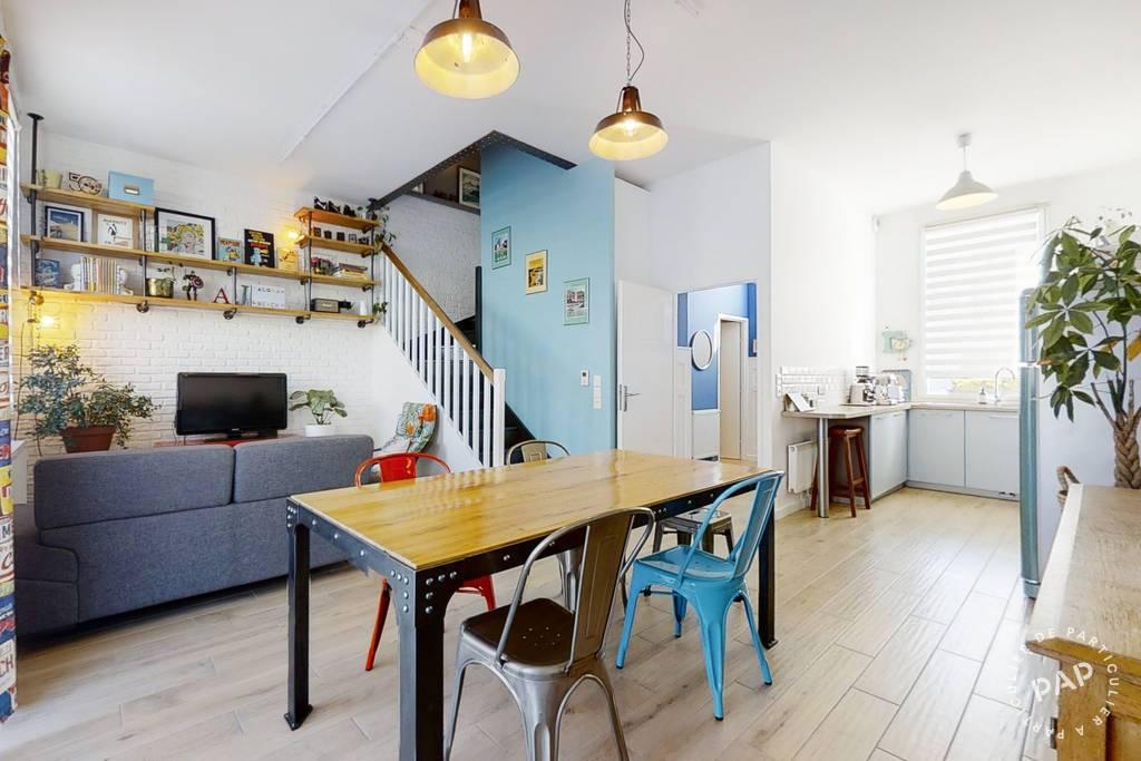 Vente maison 4 pièces Lille (59)