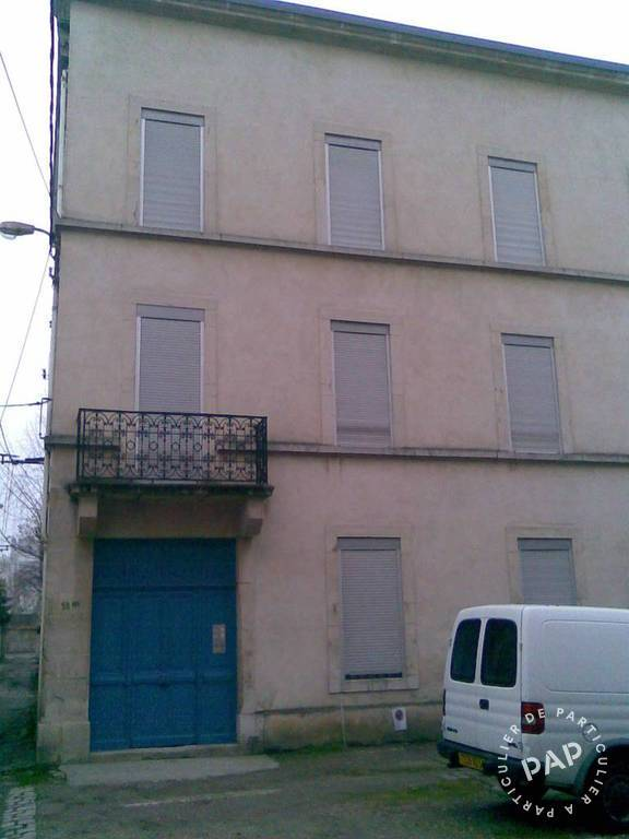 Location appartement studio Nancy (54)