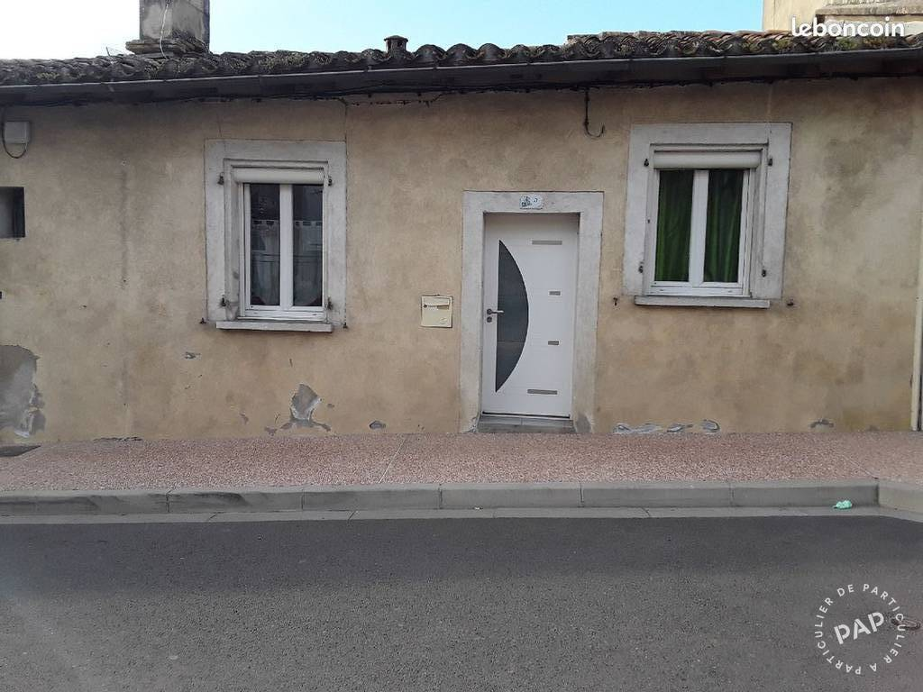 Vente maison 2 pièces L'Isle-Jourdain (32600)