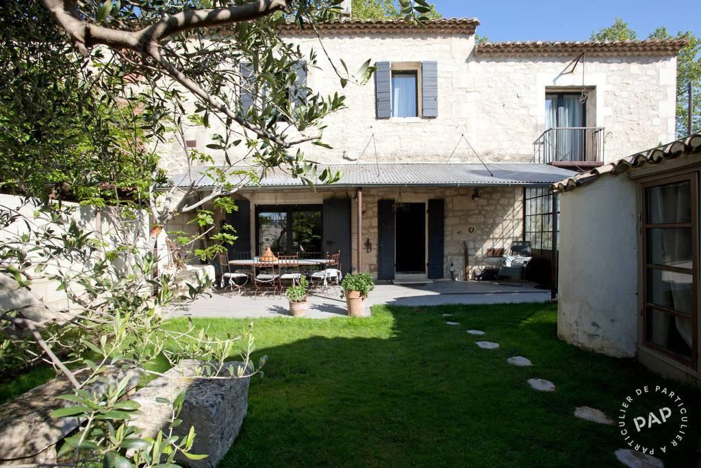Vente maison 6 pièces Maussane-les-Alpilles (13520)