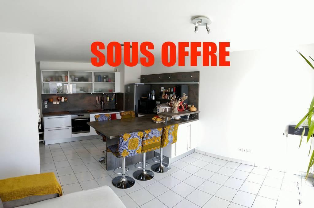 Vente Appartement Saint-Fons (69190) 56m² 159.000€