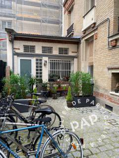 Vente appartement studio Paris 20e