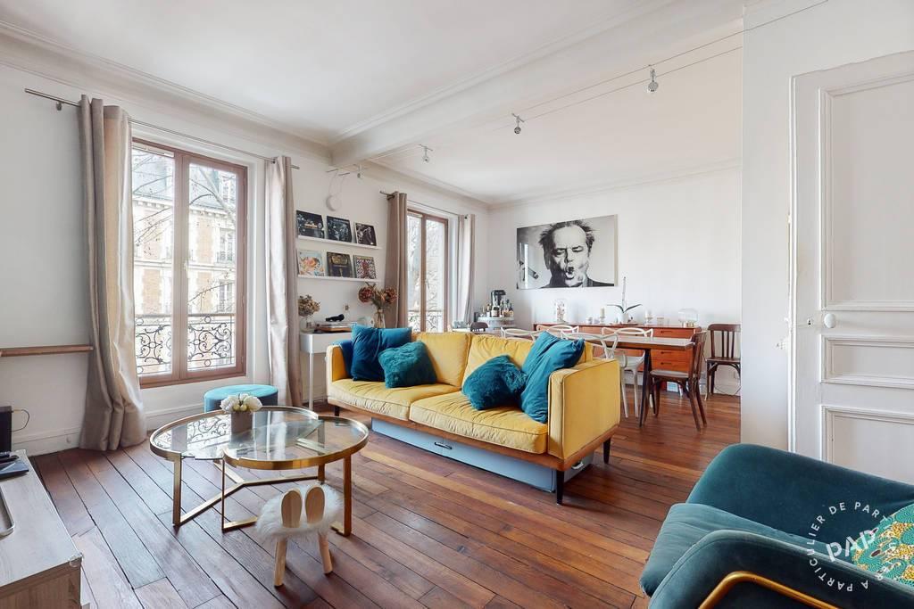 Vente Appartement Clichy (92110) 70m² 550.000€