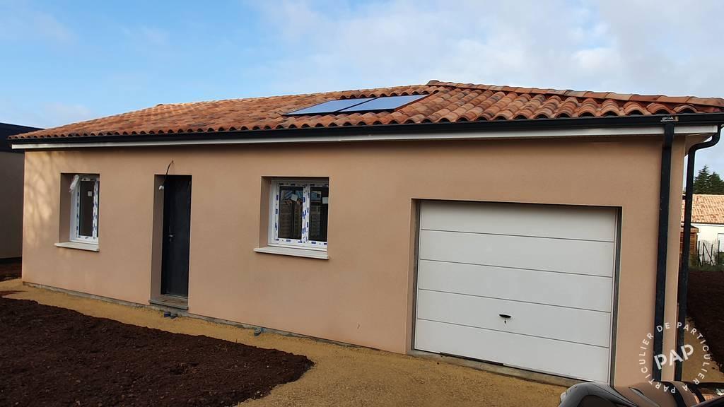 Location maison 5 pièces Poitiers (86000)