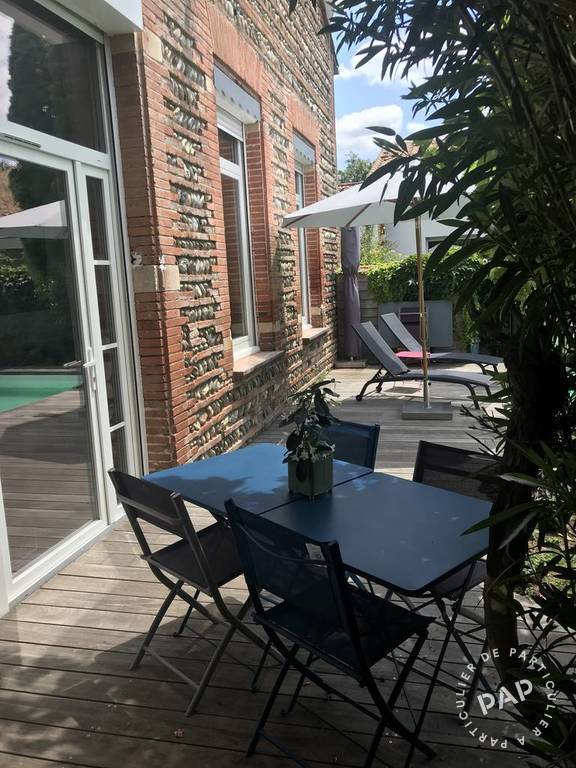 Vente maison 7 pièces Toulouse (31)