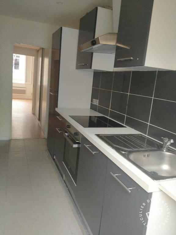 Location appartement 3 pièces Marseille 3e