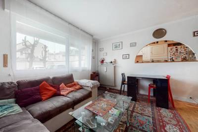 Vente appartement 4pièces 73m² Vanves (92170) - 460.000€