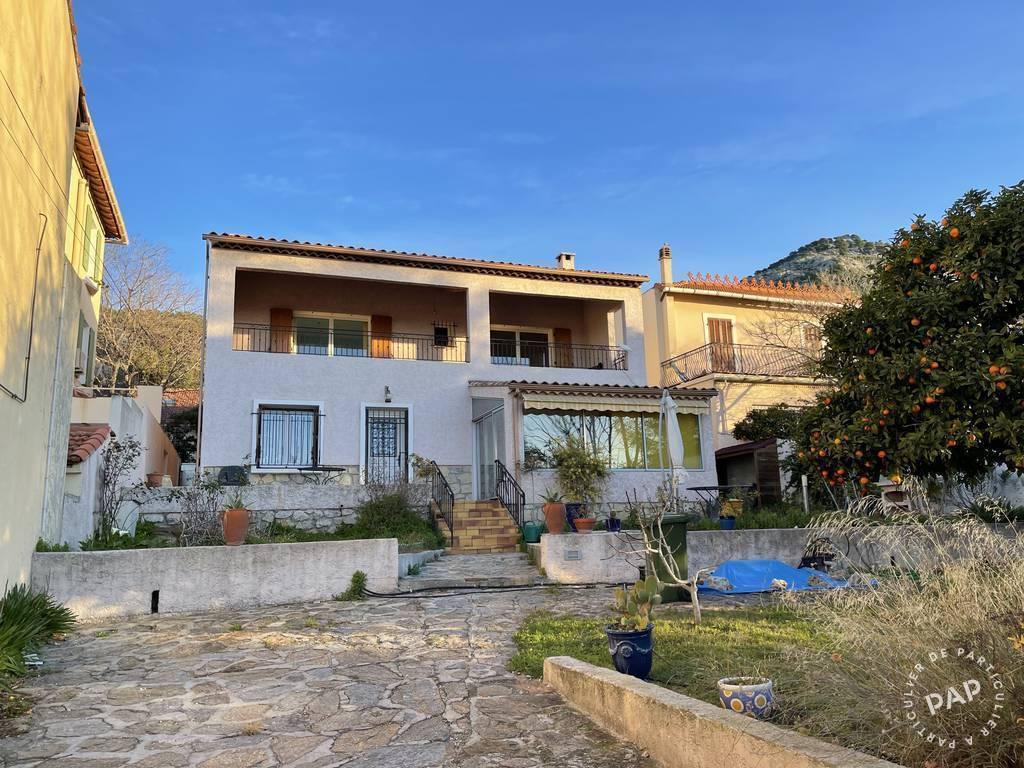 Vente maison 6 pièces Toulon (83)