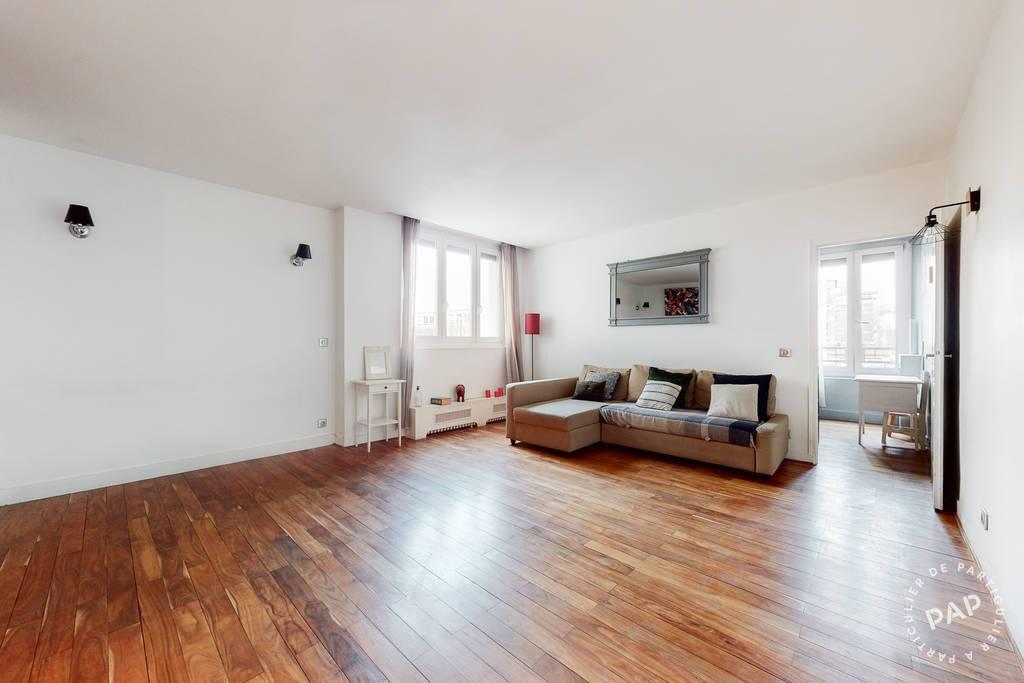 Vente appartement 4 pièces Saint-Mandé (94160)