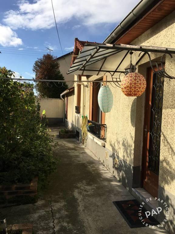Vente maison 3 pièces Drancy (93700)