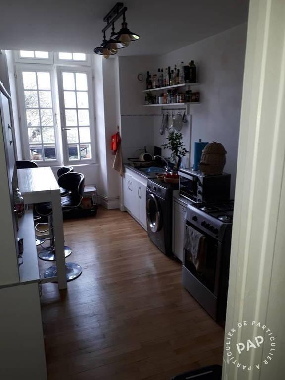 Vente appartement 4 pièces La Fère (02800)