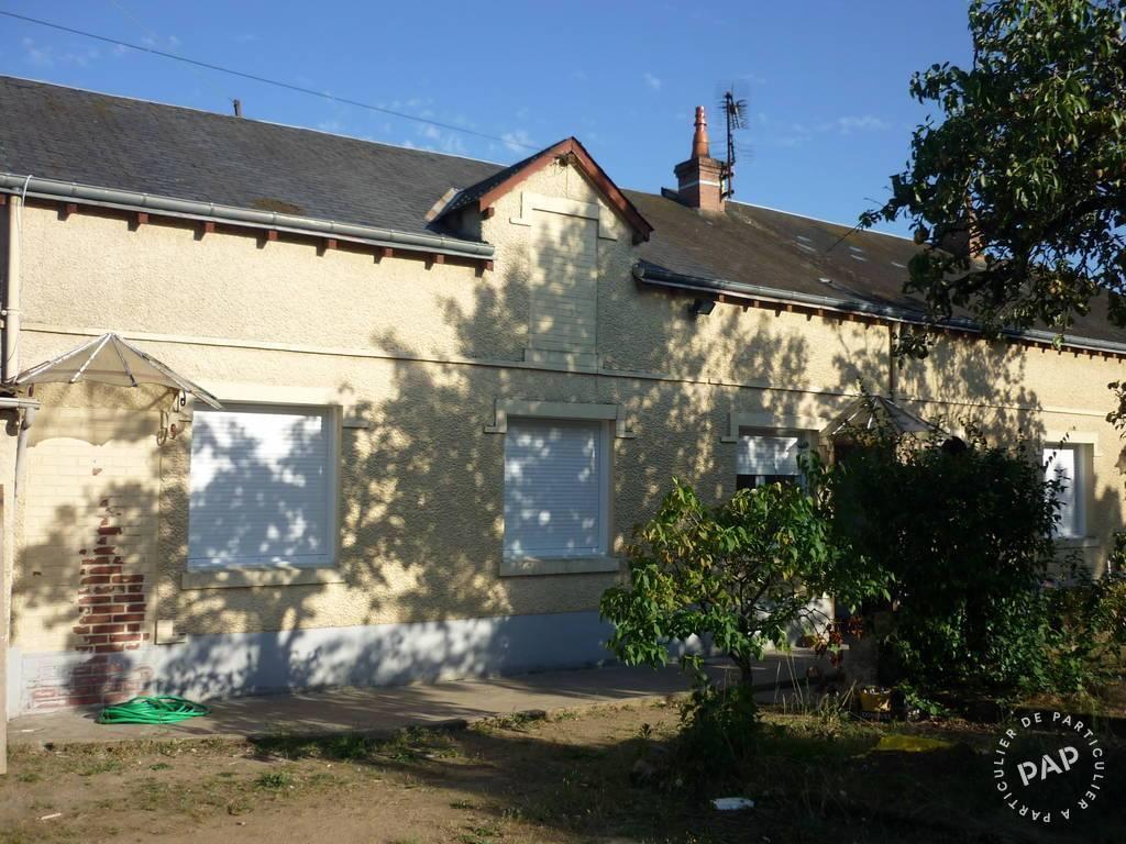 Location maison 3 pièces Châteauneuf-sur-Loire (45110)