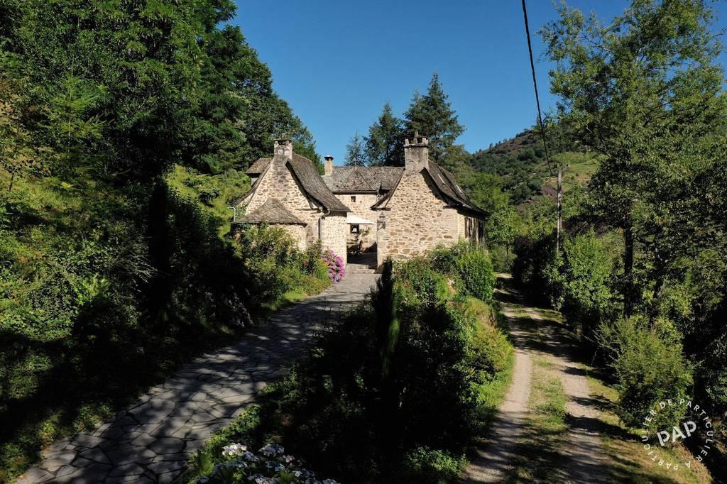 Vente Maison Espeyrac (12140) 250m² 482.000€