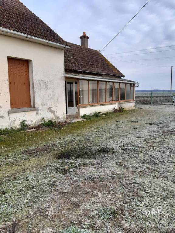 Vente maison 4 pièces Françay (41190)