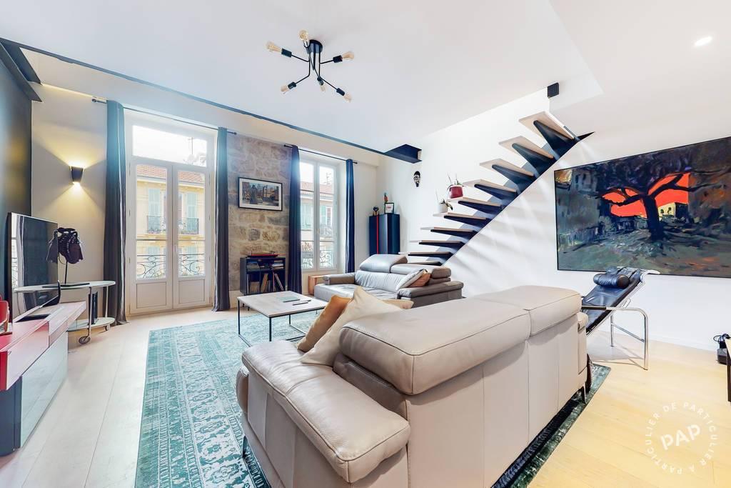 Vente Appartement Nice (06000) 92m² 560.000€