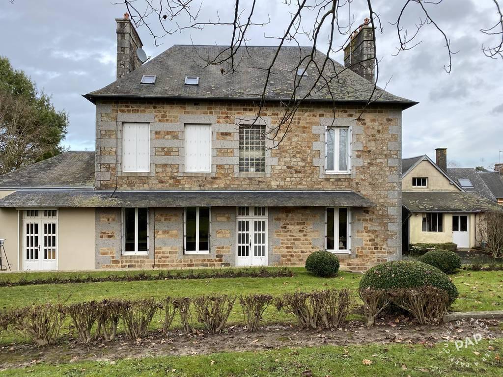 Vente Maison Isigny-Le-Buat (50540) 307m² 310.000€