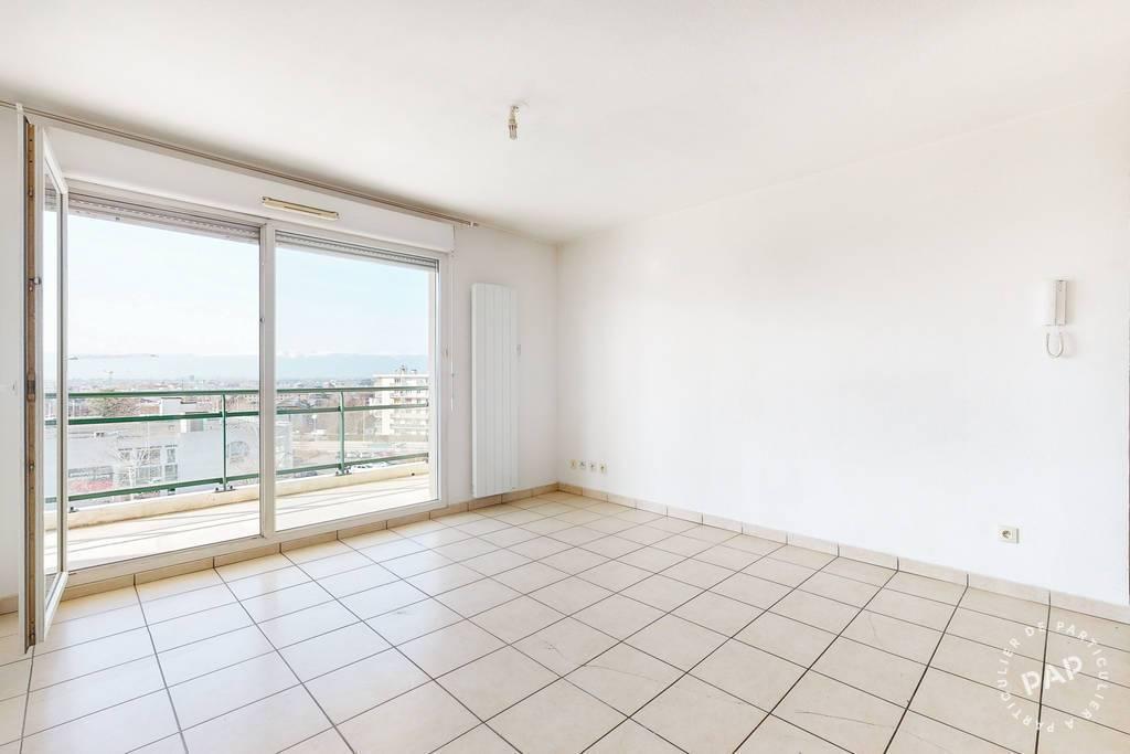 Vente appartement 2 pièces Annemasse (74100)
