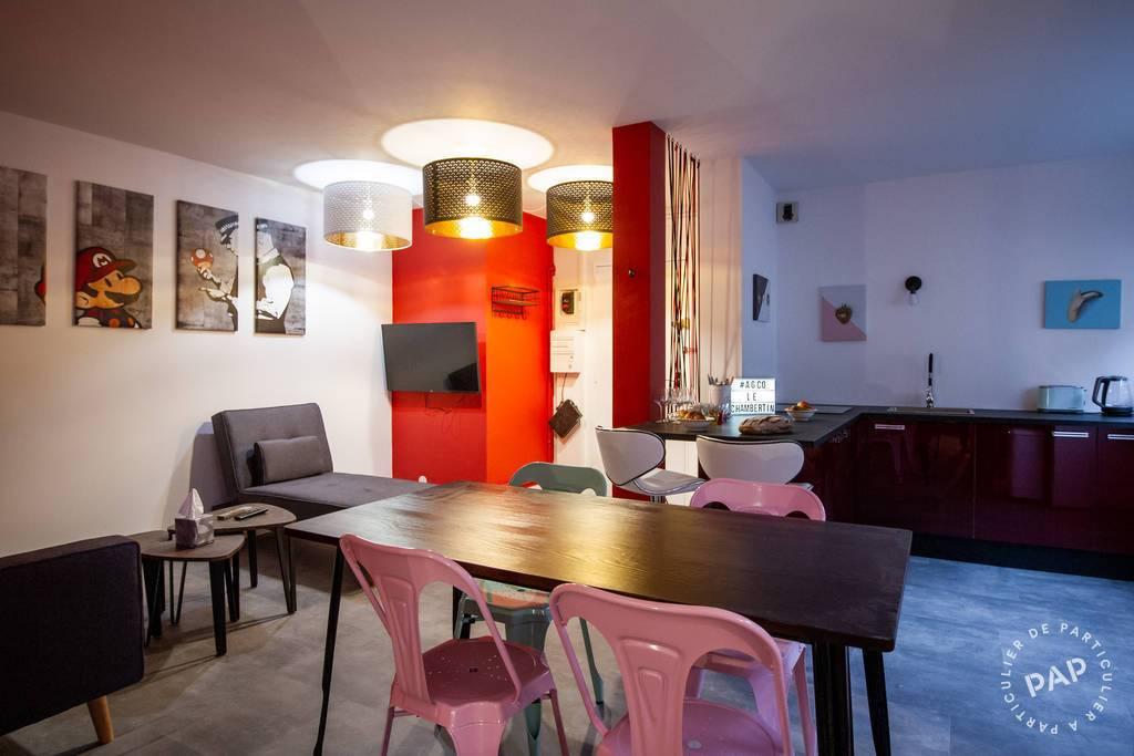 Vente appartement 2 pièces Dijon (21000)