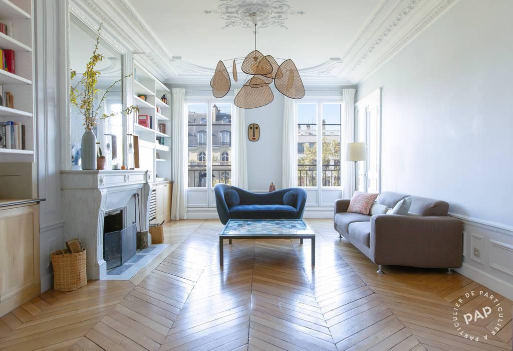 Vente appartement 6 pièces Paris 18e