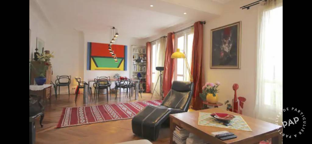 Vente Appartement Paris 6E (75006) 97 m² 1.554.000 €