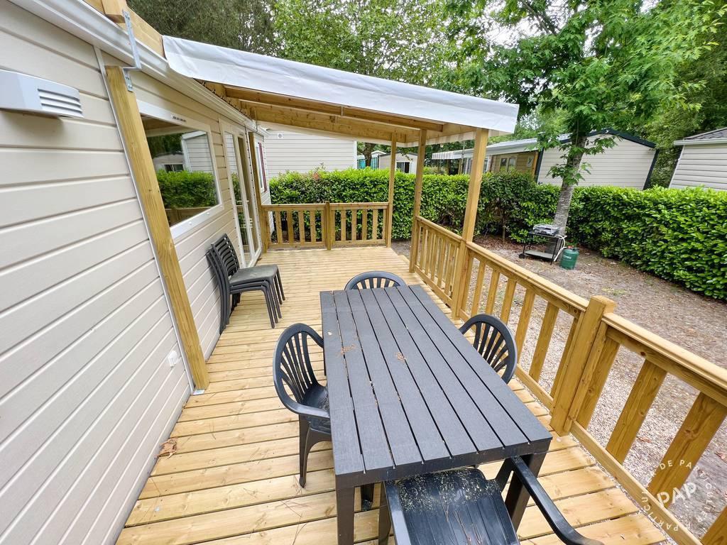 Vente Chalet, mobil-home Biscarrosse (40600)
