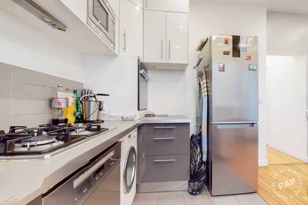 Vente immobilier 399.000€ Paris 19E (75019)