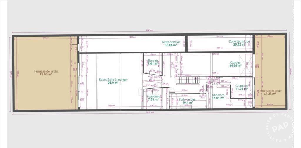 Maison 399.900€ 180m² Goussainville (95190)