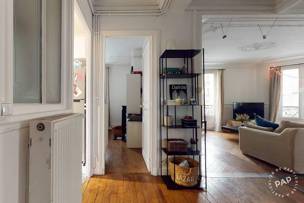 Appartement 827.000€ 77m² Paris 11E (75011)