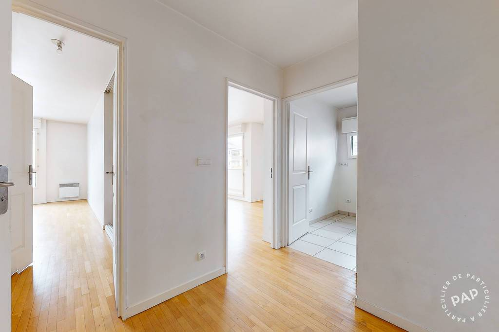 Appartement 469.000€ 54m² Issy-Les-Moulineaux (92130)