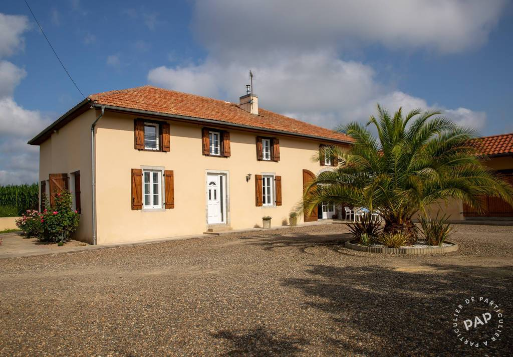Immobilier Gaujacq (40330) 650.000€ 340m²