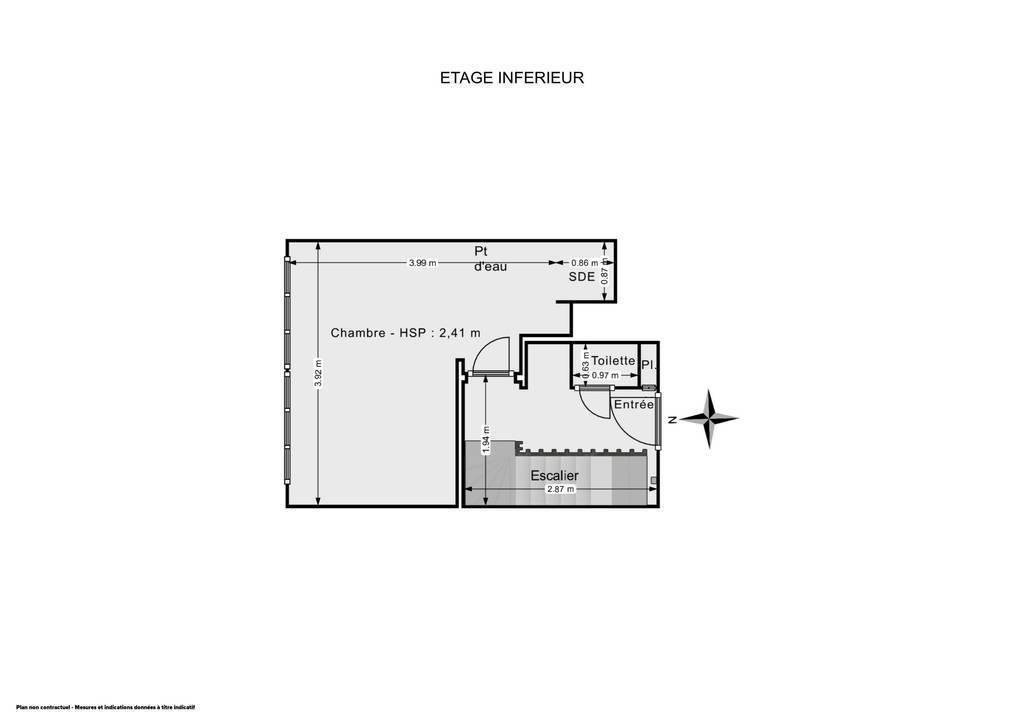 Vente Appartement En Dupex. Refait À Neuf - Marseille 8E (13008) 86m² 290.000€