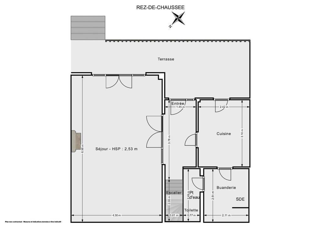 Vente Maison Épinay-Sous-Sénart (91860)
