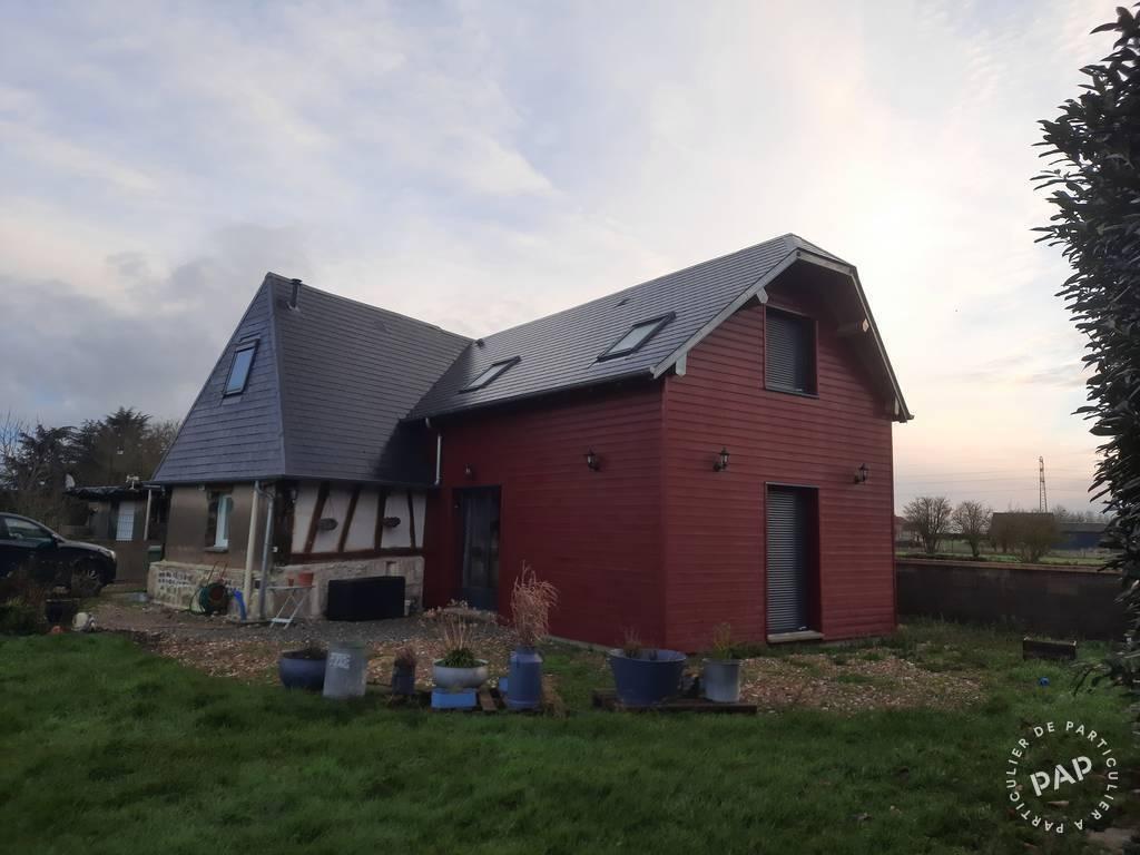 Vente Maison Écardenville-La-Campagne (27170) 104m² 220.000€