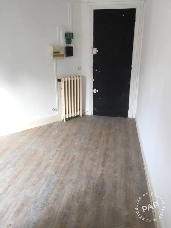 Vente appartement studio Paris 13e
