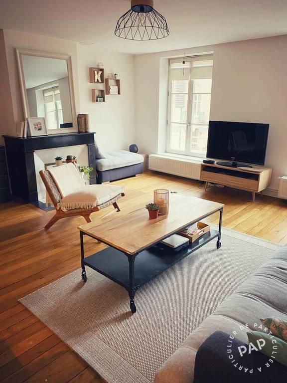 Vente appartement 4 pièces Nancy (54)