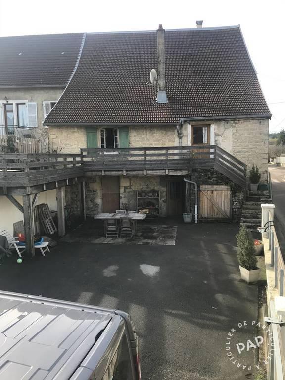 Vente maison 8 pièces Liesle (25440)