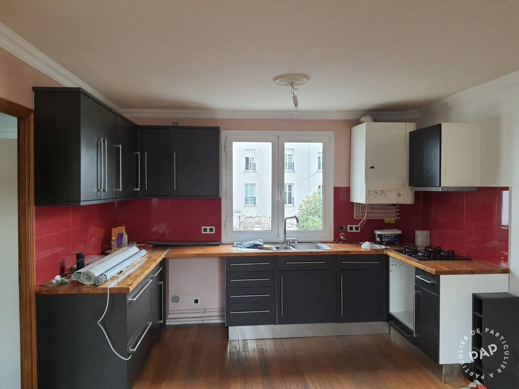 Location Appartement Châtillon (92320) 78m² 1.850€