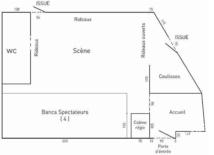 Vente et location Local commercial Paris 15E (75015) 39m² 69.000€