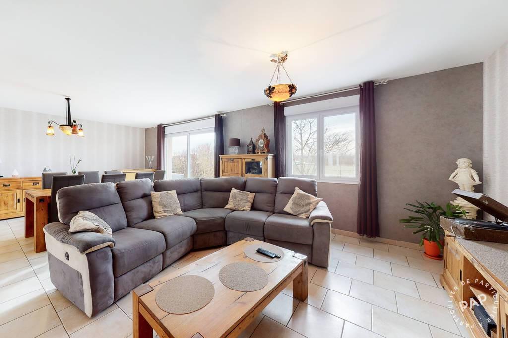Vente maison 5 pièces Vroncourt (54330)