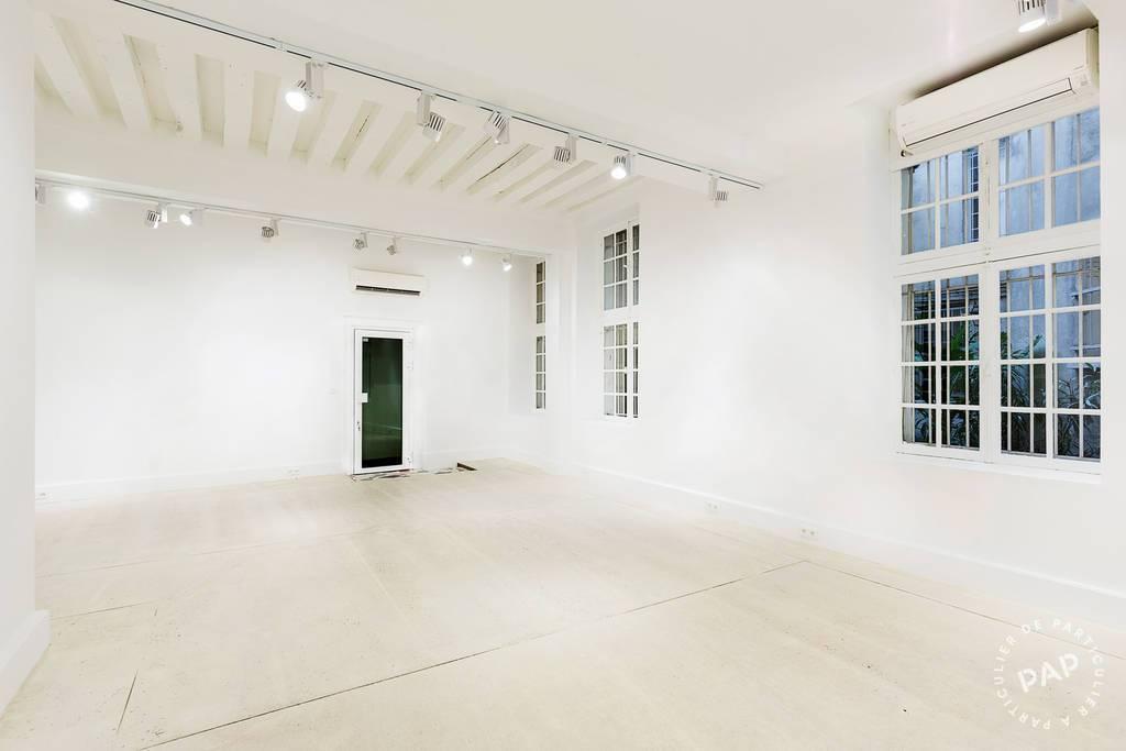 Vente et location Bureaux, local professionnel Paris 3E (75003) 75m² 3.600€
