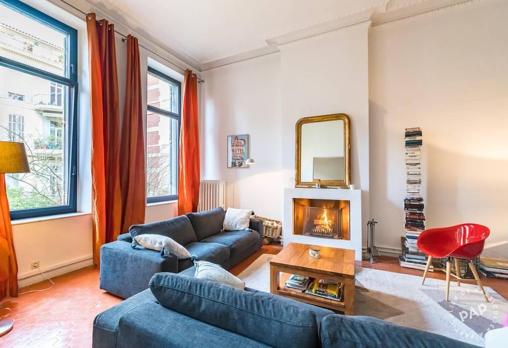 Vente appartement 5 pièces Marseille 6e