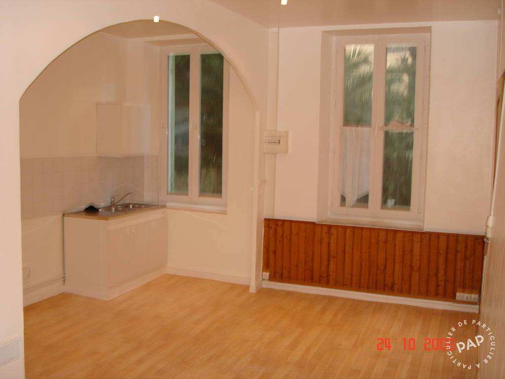 Location appartement studio Marseille 5e