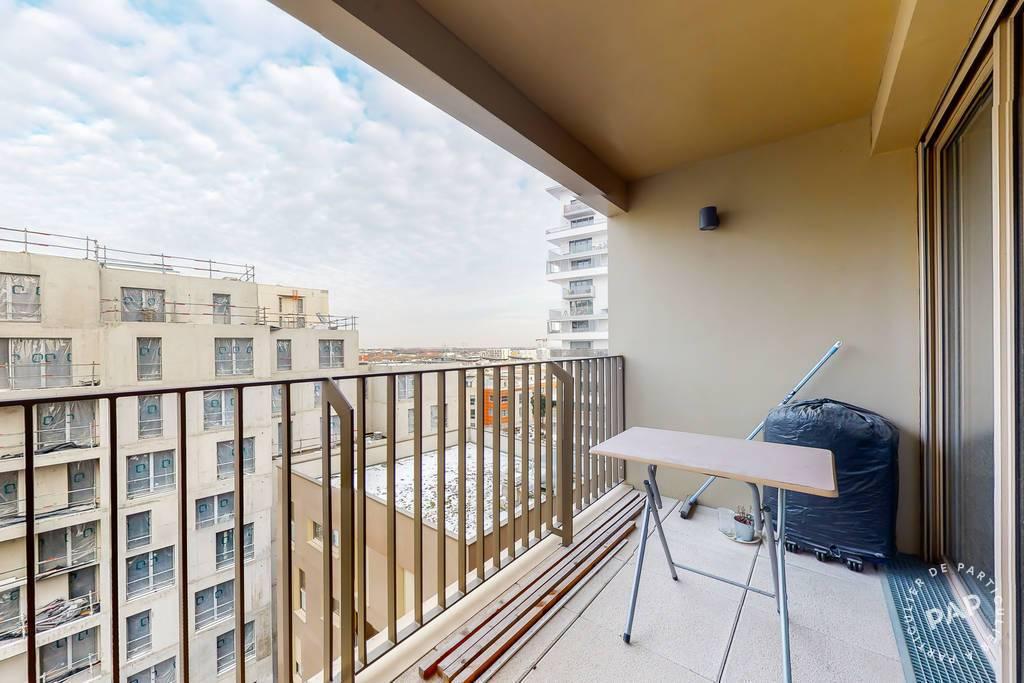 Vente Appartement + Loggia 6M² + 1 Parking Privé Sous Sol- Massy Atlantis 44m² 285.000€